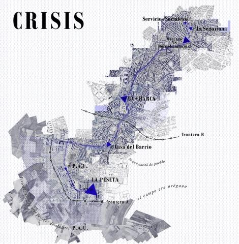 Mapa paseo CRISIS 150pp