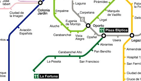 metro carabanchel